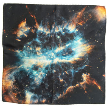 Musca Galaxy Silk Handkerchief