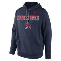 Nike Playoff Pack (MLB Cardinals) Men's Performance Hoodie