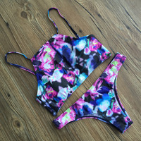 Hot Beach New Arrival Swimsuit Summer Vest Sexy Stylish Swimwear Bikini [10603726991]