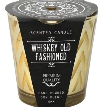 Whiskey Old Fashioned Scented Candle