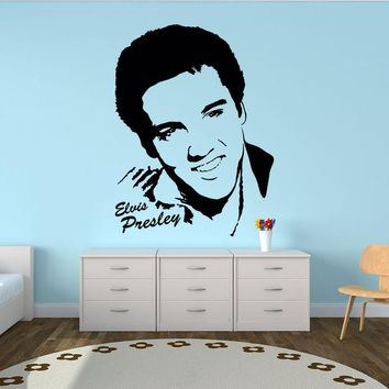 Elvis Presley Wall Decal