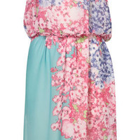 Floral Cover Up - Swimwear - Clothing - Topshop
