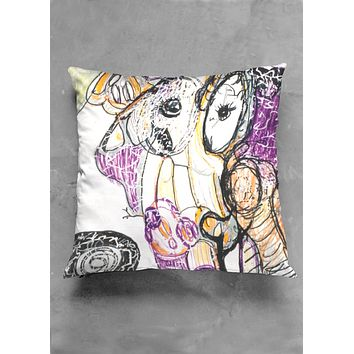 Image of the Mind Pillow