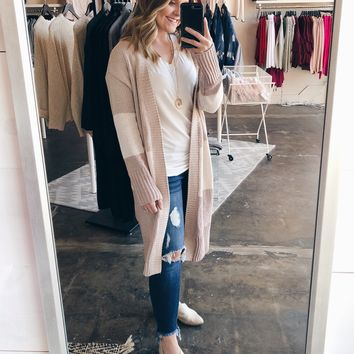 All About It Cardigan