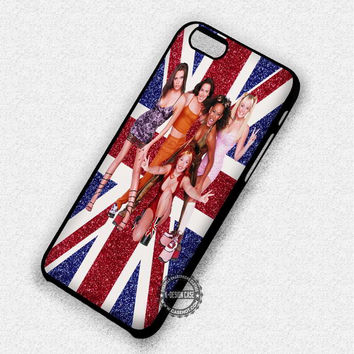 Pop Singer Retro Vintage Spice Girl - iPhone 7 6 5 SE Cases & Covers