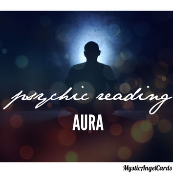 Psychic Reading- Aura Reading, Photo Clairvoyance, What blockages do I have, What colour is my Aura?  Accurate and in-depth reading, email