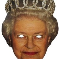 Mka Celebrity Masks - The Queen