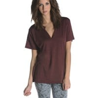 Nation LTD Karen Oversize T
