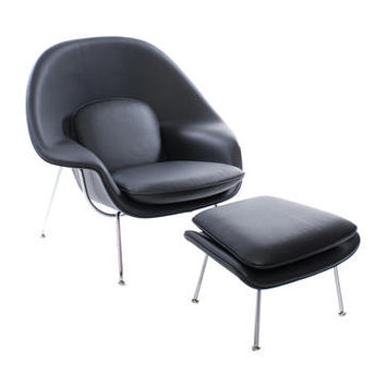 Knoll Womb Chair & Ottoman