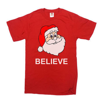 Santa Claus T Shirt Christmas Shirt Presents For Christmas Merry Xmas Christmas Gifts Christmas Presents Mens Ladies Unisex Tee - SA423