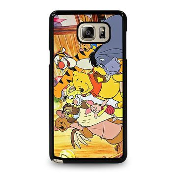 WINNIE THE POOH AND FRIENDS Disney Samsung Galaxy Note 5 Case Cover