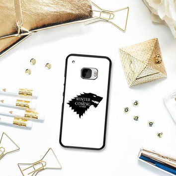 Game Of Thrones Who is Crown HTC One M10 Case Planetscase.com