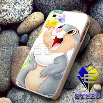 Thumper Rabbit Disney Design For iPhone Case Samsung Galaxy Case Ipad Case Ipod Case