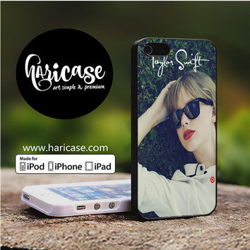 Taylor Swift Pretty iPhone 5 | 5S | SE Cases haricase.com