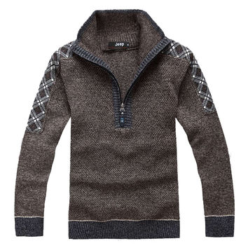 Free shipping Men's sweaters of 2016 autumn winters is recreational large size sweater pullovers cotton thread 41cy