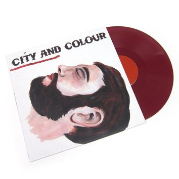 City And Colour: Bring Me Your Love (Indie Exclusive Colored Vinyl) Vinyl LP