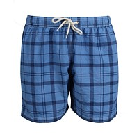 The John Short in Blue by Barbour - FINAL SALE