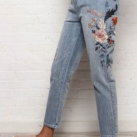 MINKPINK WIldflower Scando Jeans