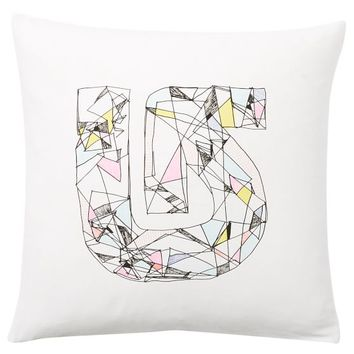Burton Graphic Tee Pillow Cover