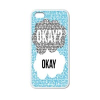 Custom The Fault In Our Stars Back Cover Case for iPhone 5C OA-912