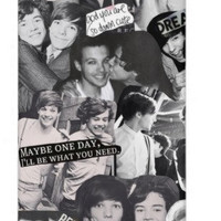 larry collage by FanCreationss on Etsy