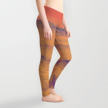 HeatWave Leggings by Ducky B