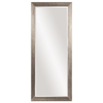 Maxwell Leaner Silver Mirror