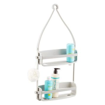 Grey Flex Shower Caddy by Umbra