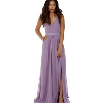 Charlie Lavender Enchantment Dress
