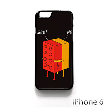 I'll never Lego for Iphone 4/4S Iphone 5/5S/5C Iphone 6/6S/6S Plus/6 Plus Phone case