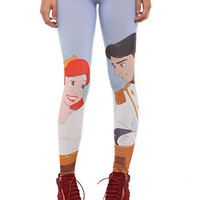 Disney The Little Mermaid Wedding Leggings | Hot Topic