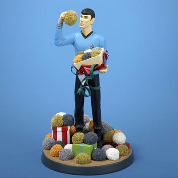 Christmas Table Top Decoration - Spock