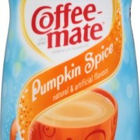 Nestle Coffee-mate Pumpkin Spice Non-Dairy Creamer 15 oz