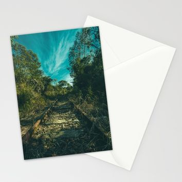 Abandoned Stationery Cards by Mixed Imagery