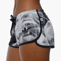 Adidas Multicolor Sport Running Shorts Beach Shorts