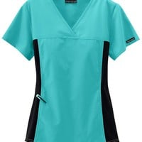Cherokee Flexibles -crossover scrub top. - Scrubs and Beyond