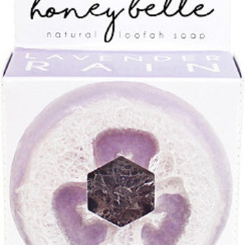 Honey Belle Lavender Rain Loofah Soap | Ulta Beauty