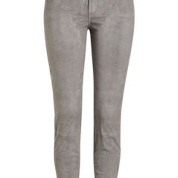 Baker Suede Leggings - Closed | WOMEN | US STYLEBOP.COM