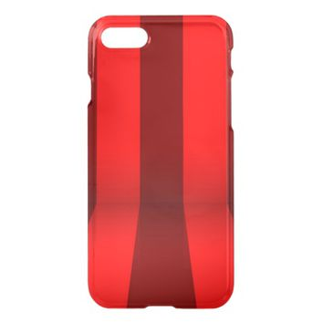 Red Stripe iPhone 8/7 Case