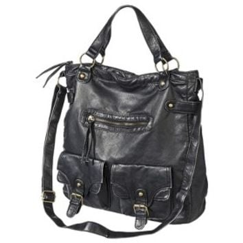 Mossimo Supply Co. Hobo Handbag - Black