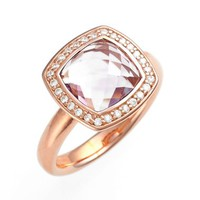 Women's Lafonn 'Aria' Cushion Cut Ring