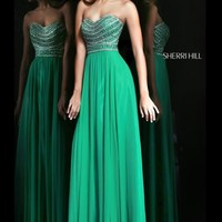 Sherri Hill 8546 at Prom Dress Shop