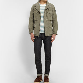 Visvim - Achse Cotton Field Jacket | MR PORTER