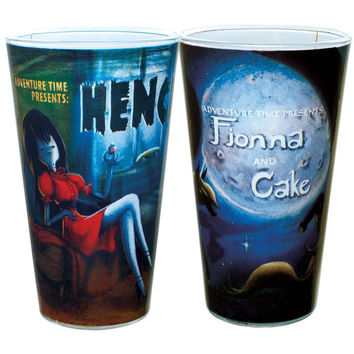 Adventure Time - Henchman/Fionna & Cake Two Pack Pint Set