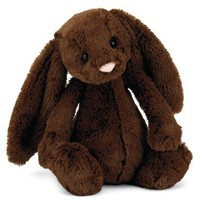 Jellycat Chocolate Bashful Bunny