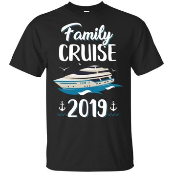 Vacation 2019 Matching Family Cruise