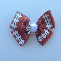 Football-Hair Bow-Accessories-Baby-Toddler-Kid's
