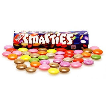 Chocolate Smarties