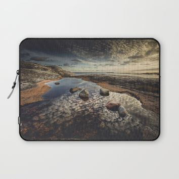 My watering hole Laptop Sleeve by HappyMelvin