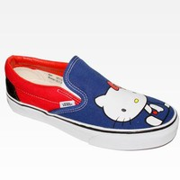 VANS x Hello Kitty Classic Slip-On: Blue